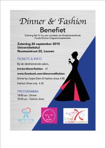 Dinner & Fashion Benefit